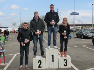 3. Lauf Sauerlandpokal - Klasse 6
