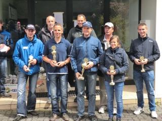 MSC Siegerland - Siegerehrung